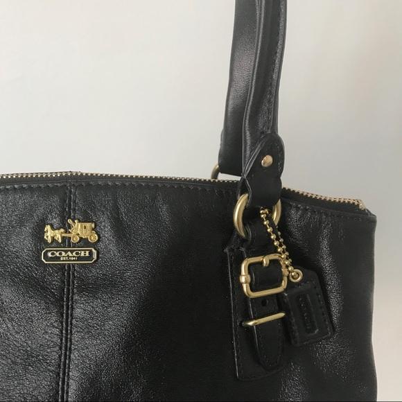 Coach Handbags - Coach • Madison Leather Small Bag